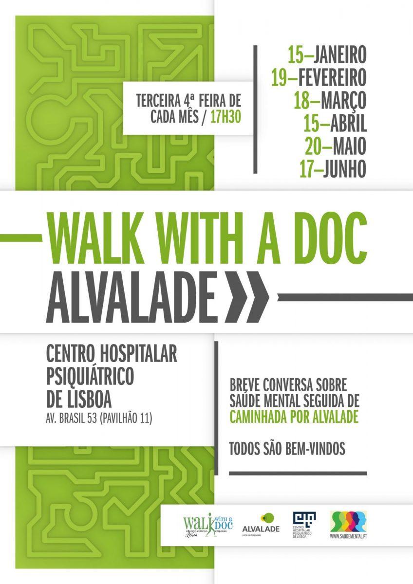 Walk with a Doc Alvalade – 20 de maio
