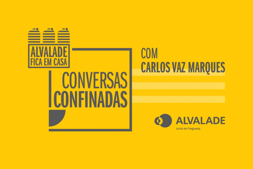Conversas confinadas com Gonçalo M. Tavares